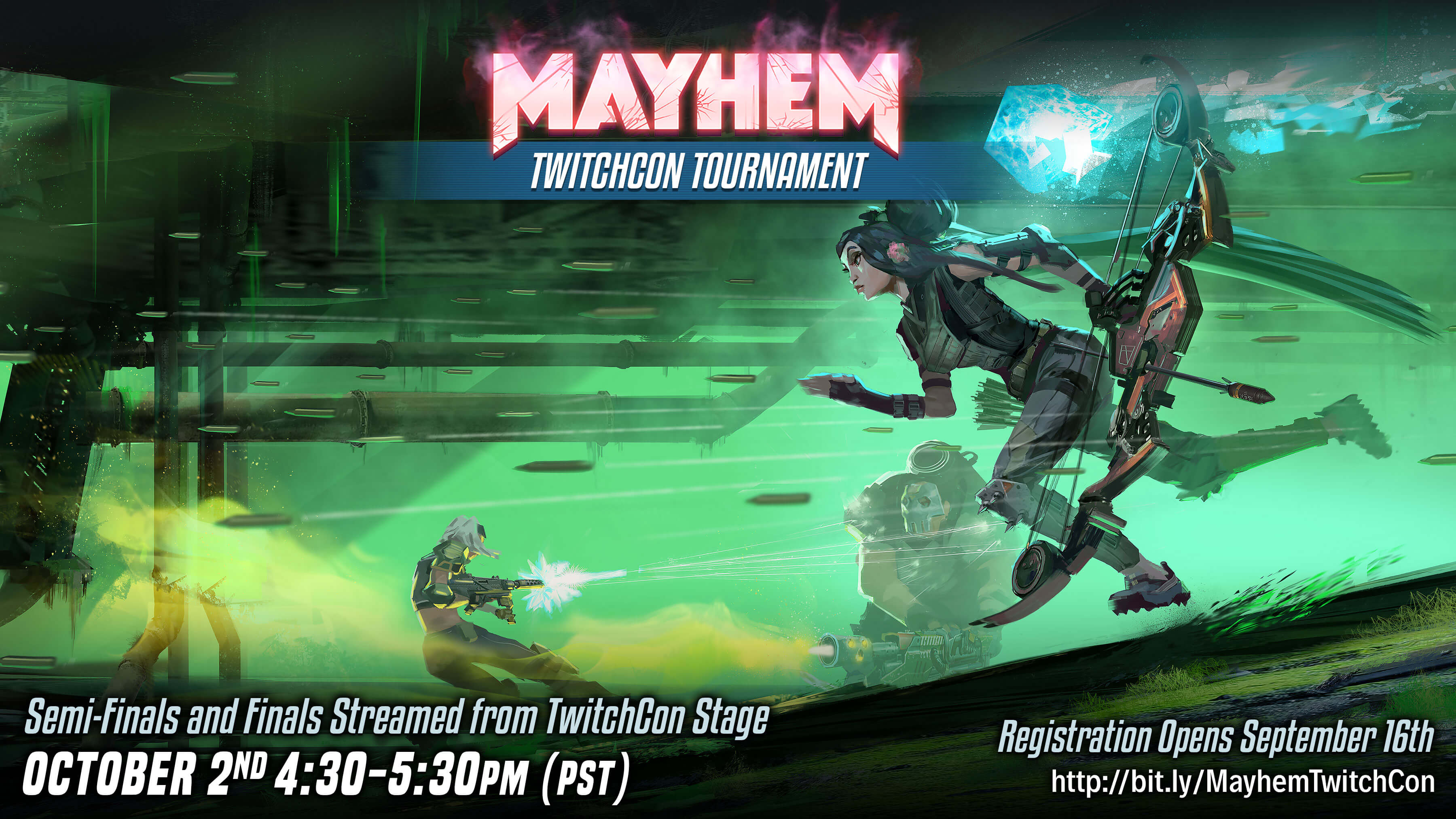 Mayhem TwitchCon Tournament