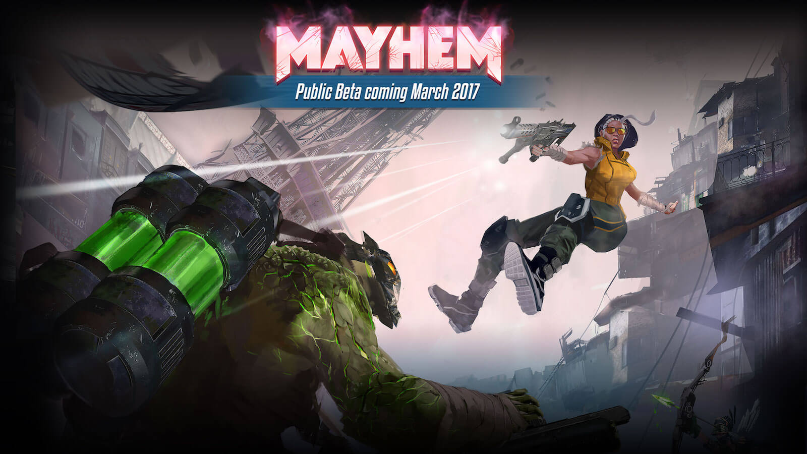 Public Beta Release Date Announced